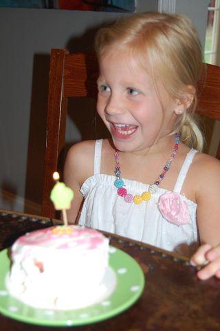 Ava & cake